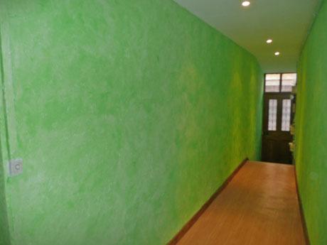 Les rev tments muraux - Revetement mural couloir ...